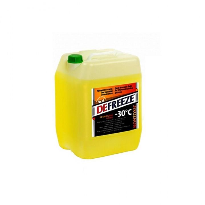 Жидкость для отопления Defreeze 10 литров