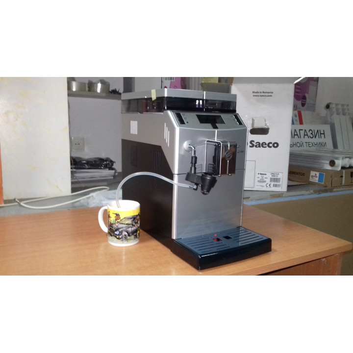 Кофеварка Philips Saeco Lirika Plus (RI9841/01)
