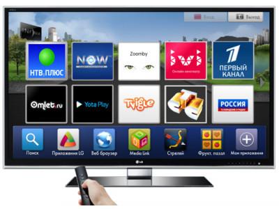 Настройка Смарт ТВ на телевизоре LG